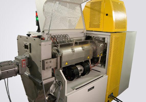 Smulkintuvo-tiektuvo-ekstruderio kombinacija-EGRAN-4