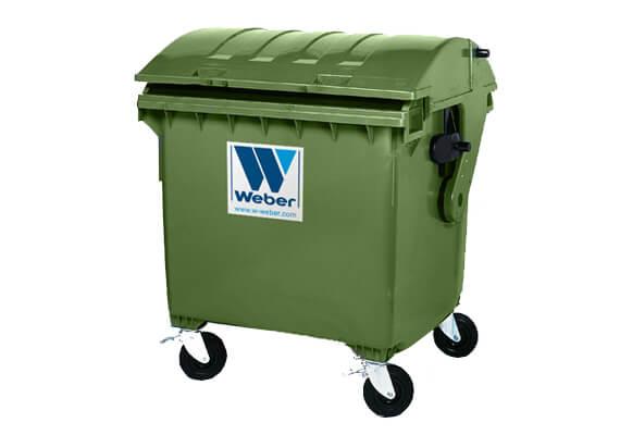 Buitiniu-atlieku-konteineris-1100-talpos-zalios-spalvos-apvaliu-dangciu