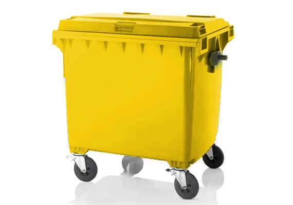 Buitiniu-atlieku-konteineris-1100l-geltonos-spalvos-ploksciu-dangciu