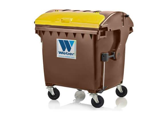 Buitiniu-atlieku-konteineris-1100l-talpos-rudos-spalvos-apvaliu-dangciu-su-papildomu-dangteliu