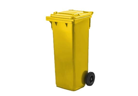 Buitiniu-atlieku-konteineris-140l-talpos-geltonos-spalvos