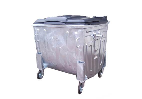 buitiniu-atlieku-konteineris-1100l -talpos-cinkuotas-apvaliu-dangciu
